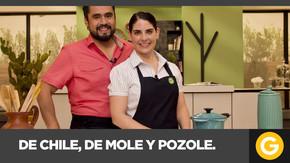 De Chile, de mole y pozole
