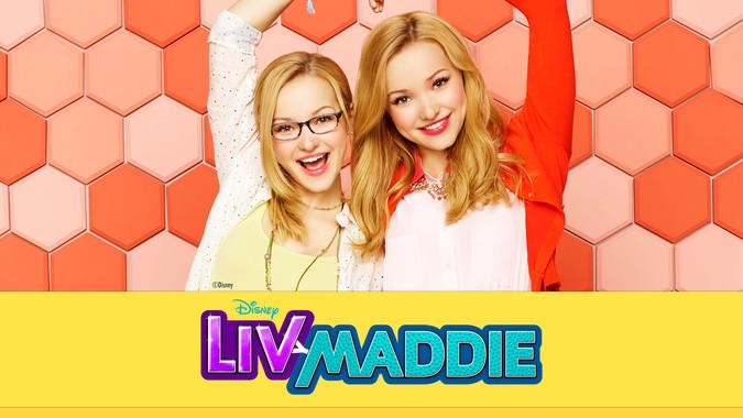 Disney Liv y Maddie