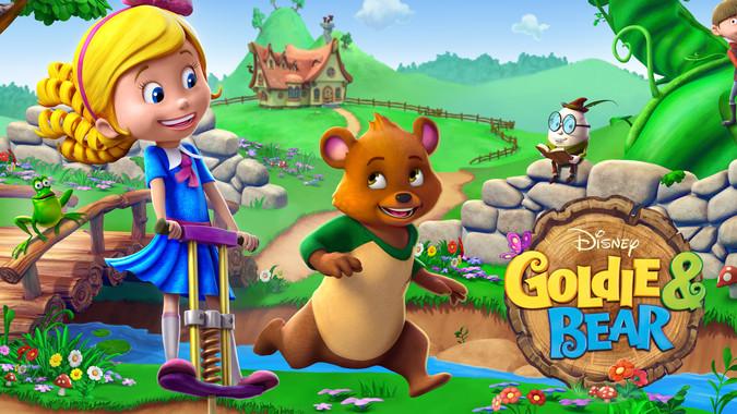 Goldie & Bear