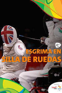 Paralímpicos Rio 2016: Esgrima en silla de ruedas
