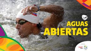 Rio 2016: Aguas abiertas