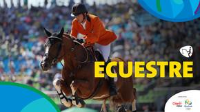 Rio 2016:Ecuestre